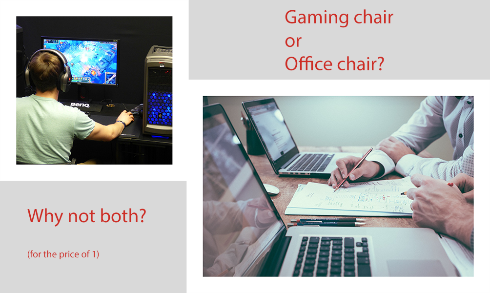 gaming chair for office environment