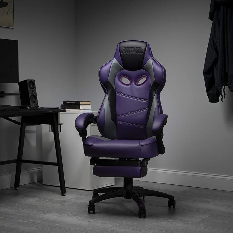 best fortnite gaming chair in purple