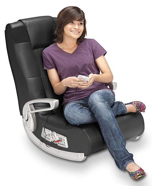 folding Ace Bayou X Rocker 5143601 II chair