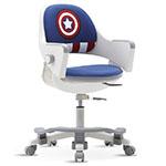 sidiz ergonomic kids gaming chair that comes in captain america theme